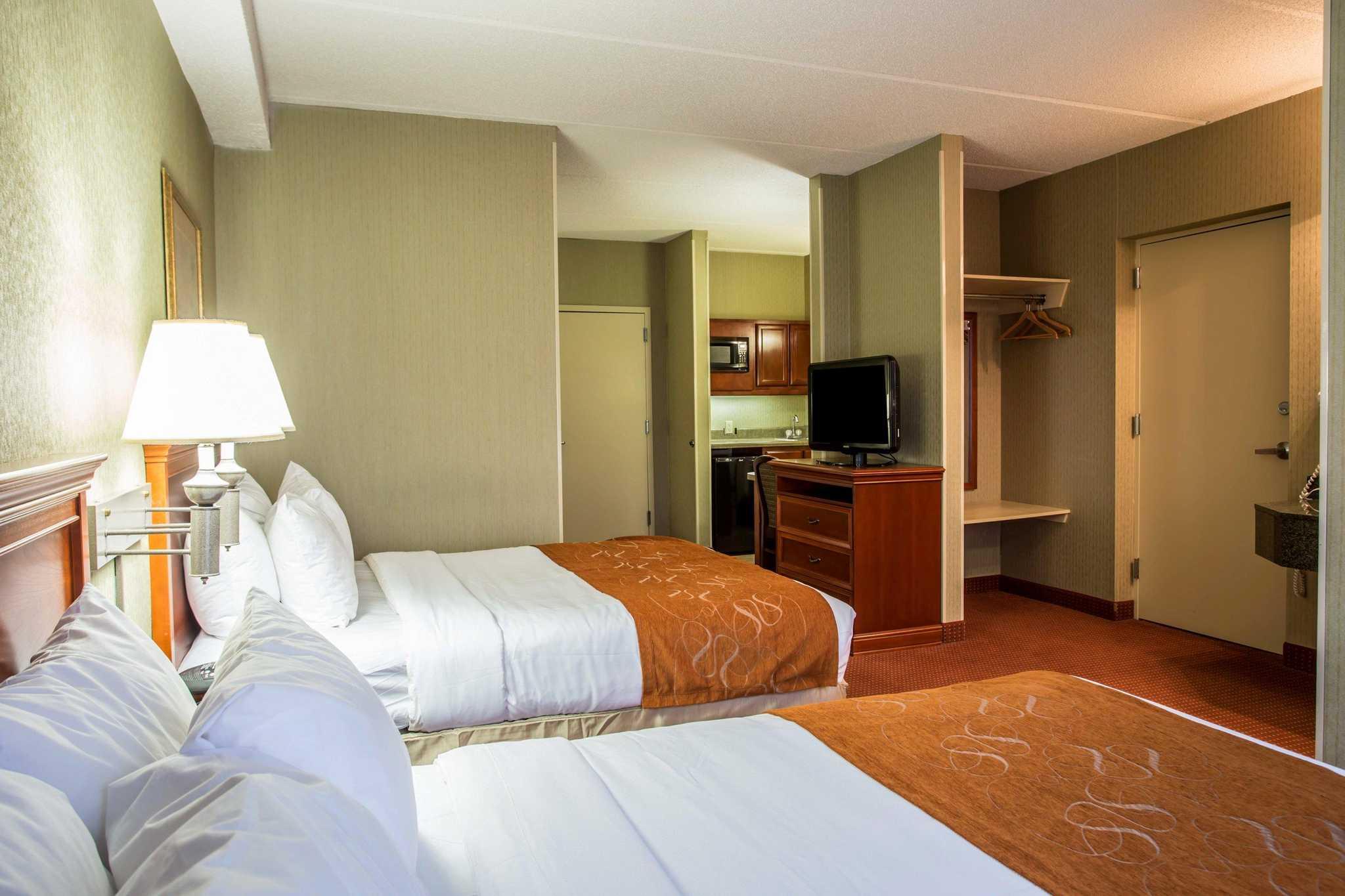 Comfort Suites Northlake image 4