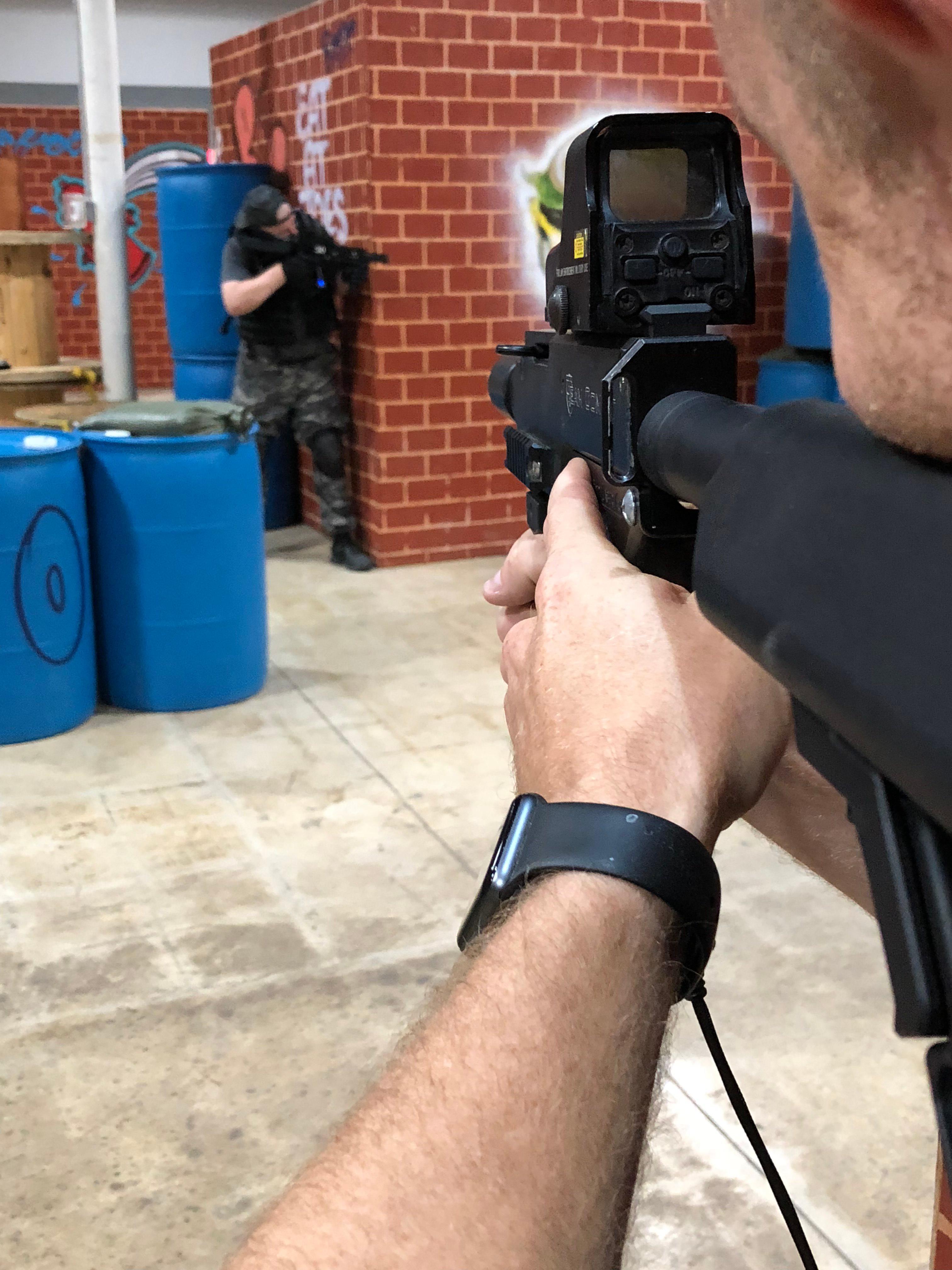 Team Combat Tactical Laser Tag