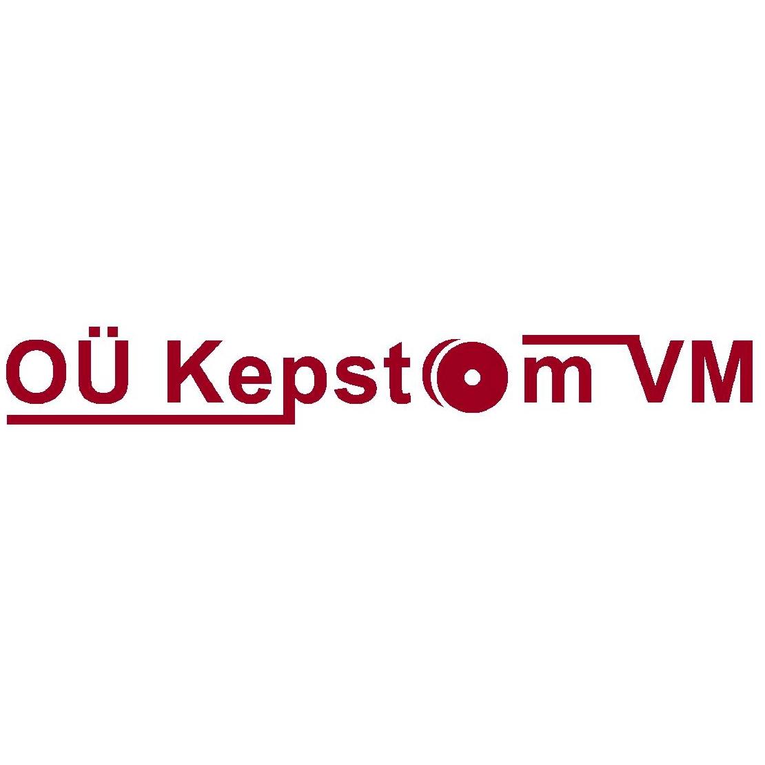 Kepstom VM OÜ logo