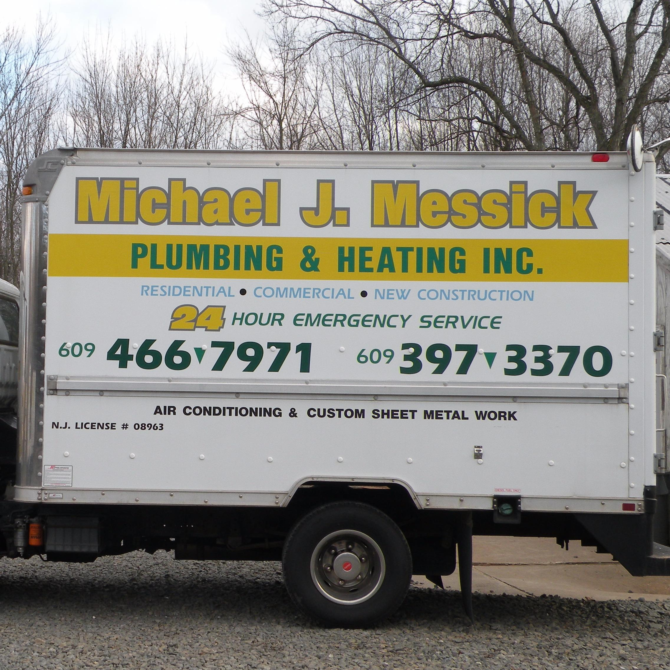 Michael J Messick Plumbing, Heating & Air