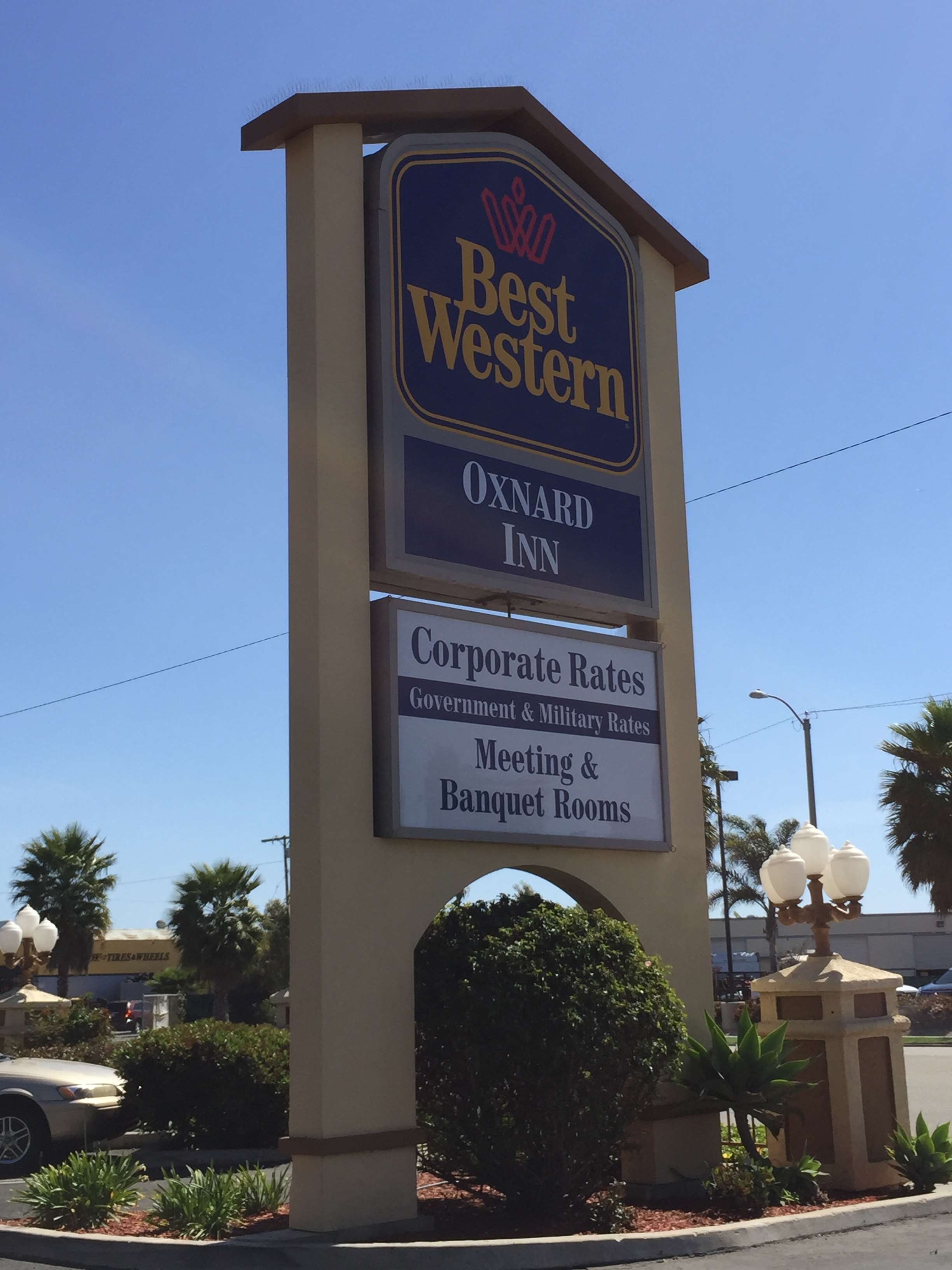 Best Western Oxnard Inn image 38