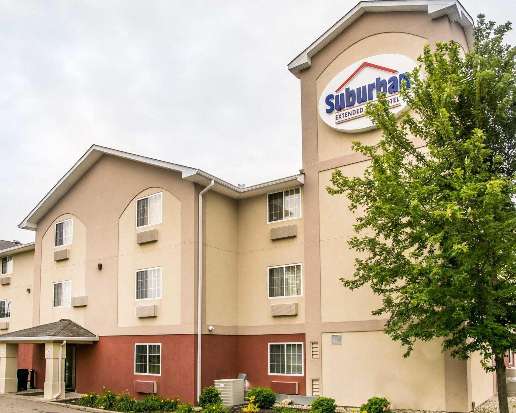 Suburban Extended Stay Hotel Dayton-WP AFB image 2