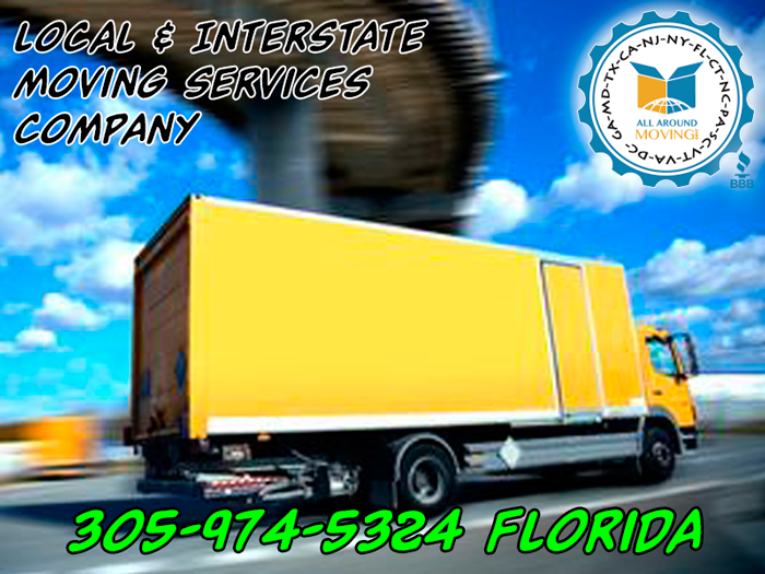 All Around Moving Services Company, Inc image 3