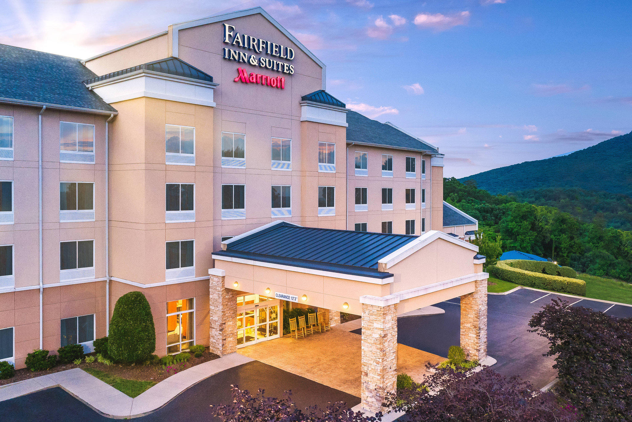 Fairfield Inn & Suites by Marriott Chattanooga I-24/Lookout Mountain