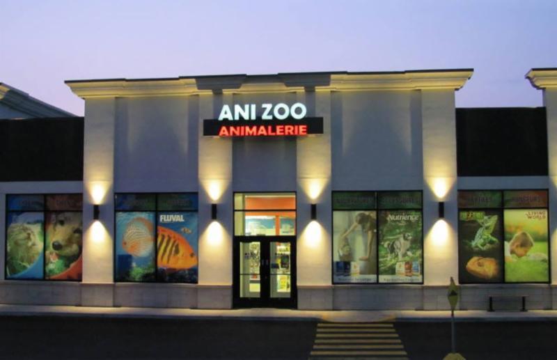 Animalerie Anizoo