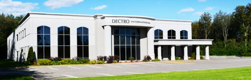 Dectro International à Québec