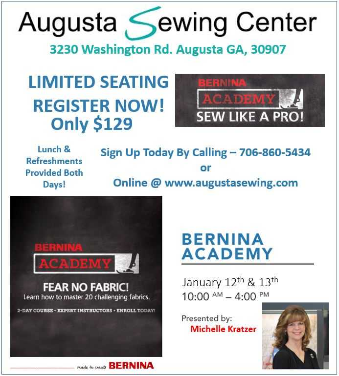 Augusta Sewing Center image 18
