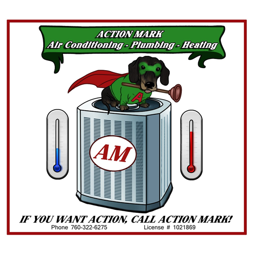 Action Mark Air Conditioning, Plumbing & Heating- 24 Hour Emergency Service