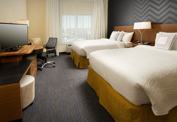 Fairfield Inn & Suites by Marriott Nashville Downtown/The Gulch image 2