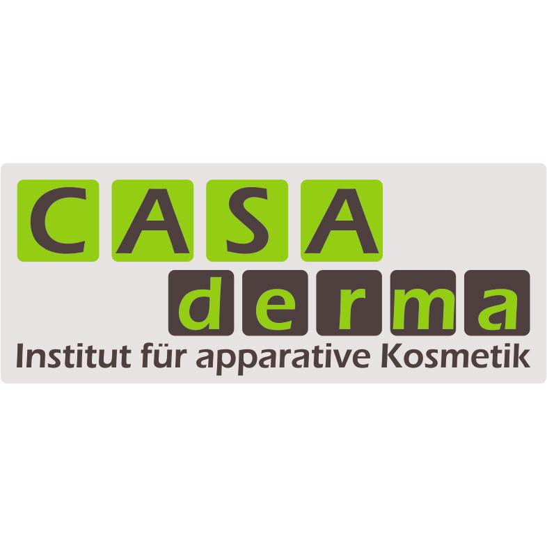 Logo von CASAderma Schönheitssalon Weiden in der Oberpfalz
