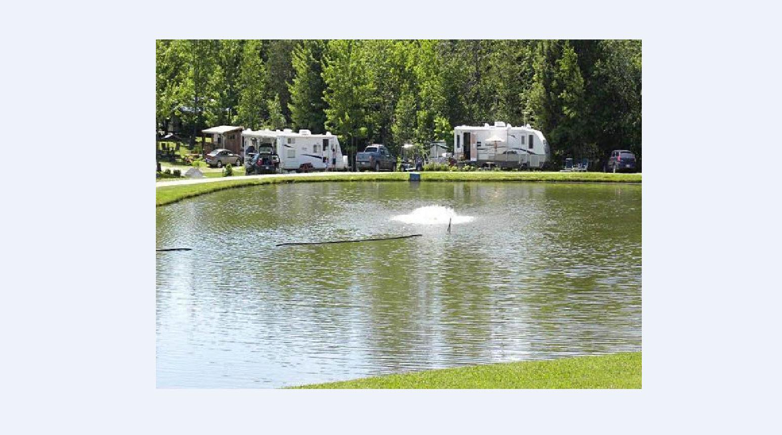 Camping Beau-Lieu à Sherbrooke