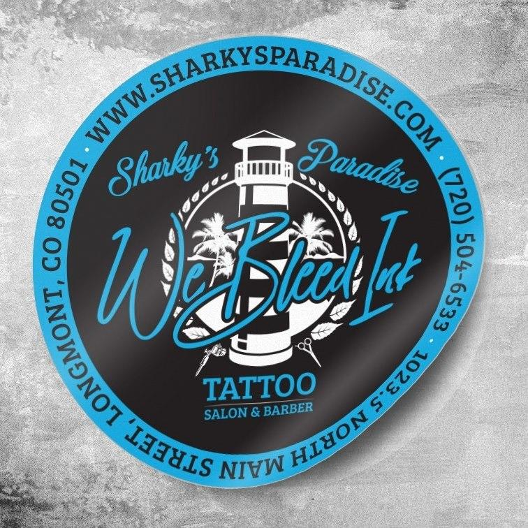 Sharky's Paradise Tattoo Salon and Barber
