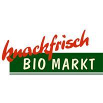 Logo von BioMarkt knackfrisch