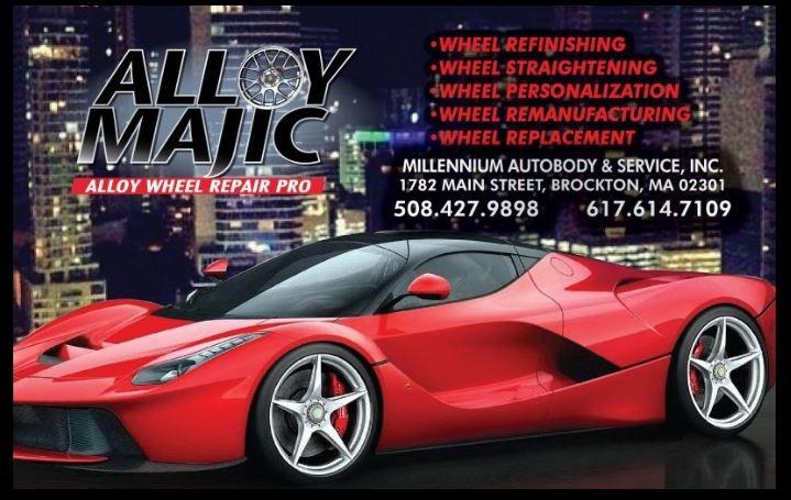 Alloy Majic In Brockton Ma 02301 Citysearch