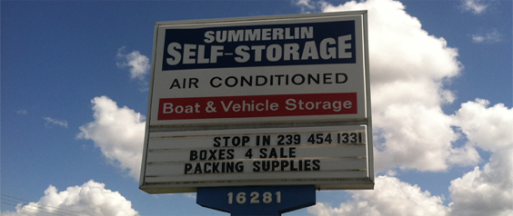 Summerlin Self Storage LLC image 0