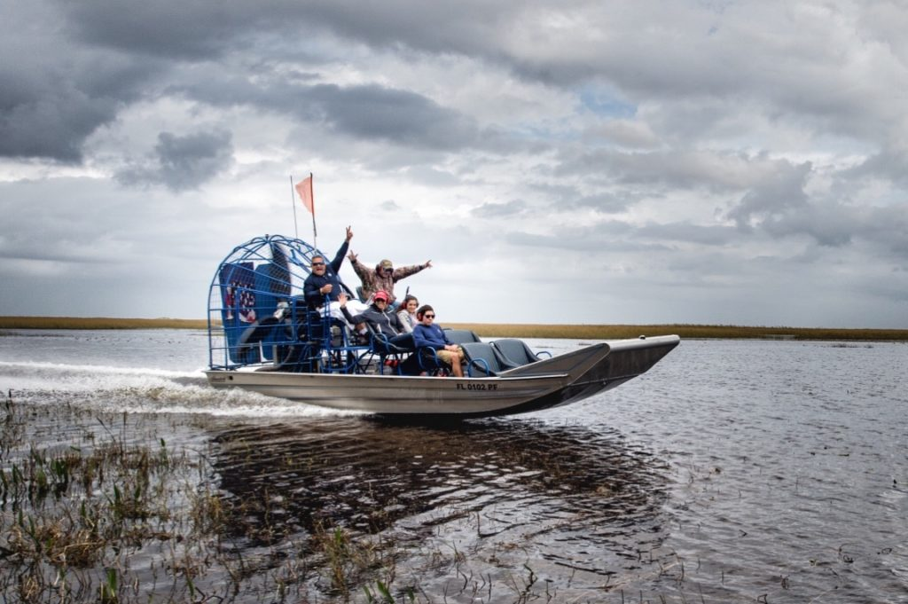 Ride The Wind Private Airboat Charters image 0