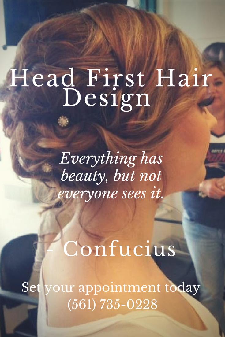 Head First Hair Design