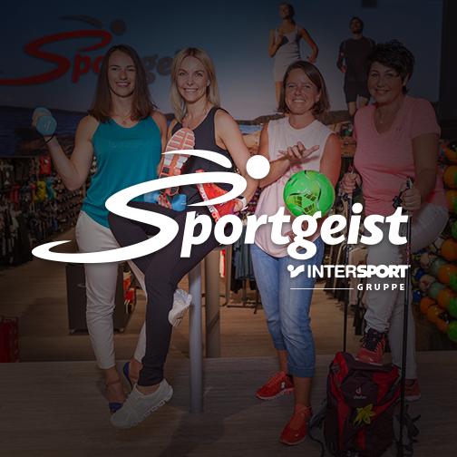 Logo von Sportgeist