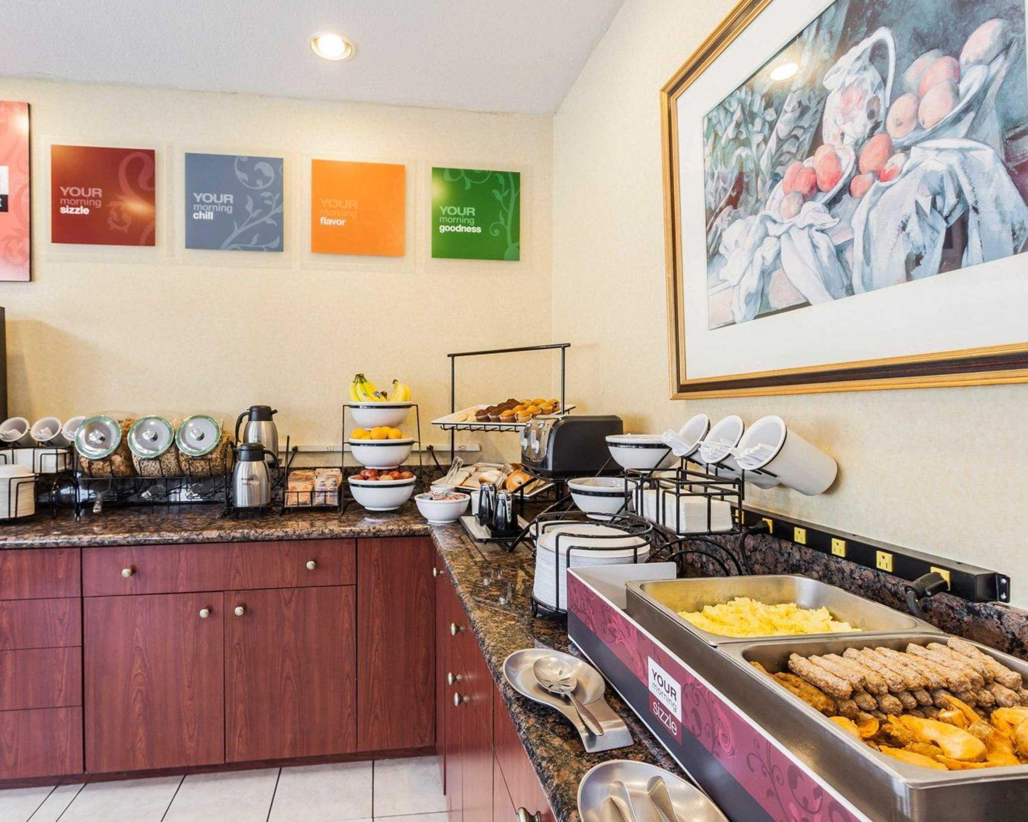 Comfort Inn Kelso - Longview image 22