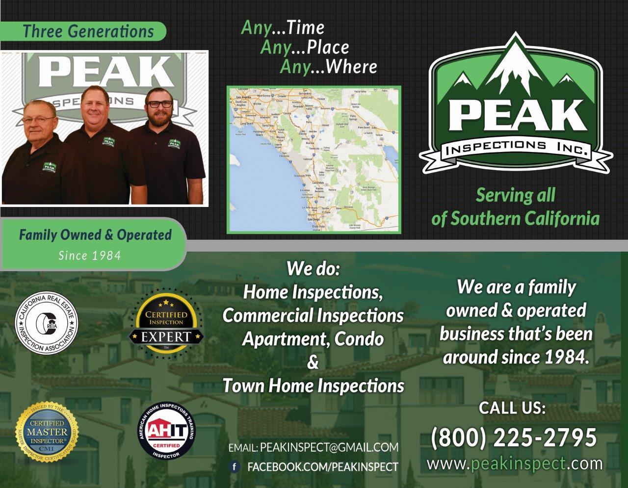 Peak Inspections Inc. image 1
