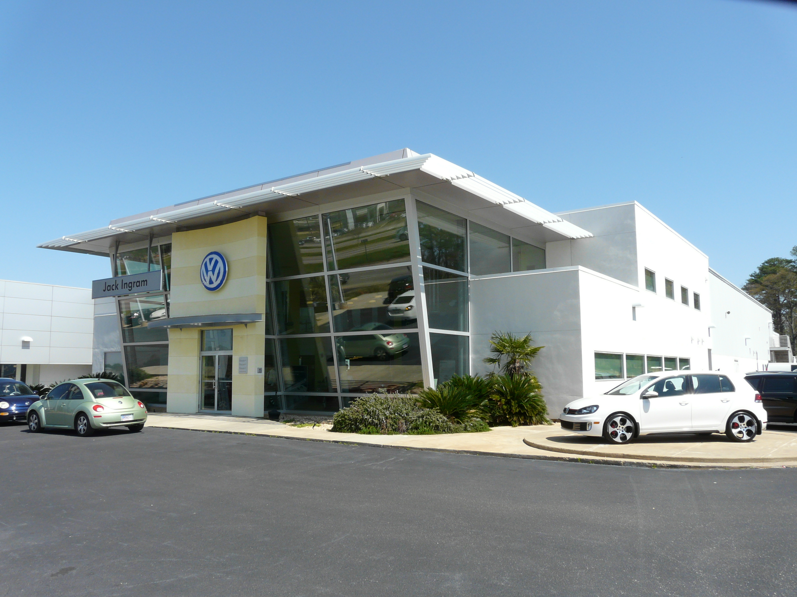 Jack Ingram Volkswagen At 255 Eastern Blvd Montgomery Al