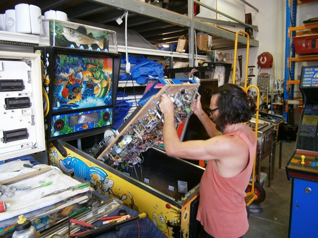 RB Pinball & Coin-Op Services image 3
