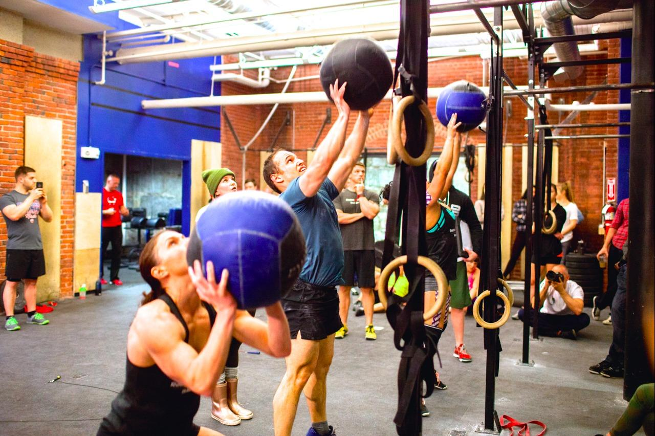 Reebok CrossFit Back Bay image 7