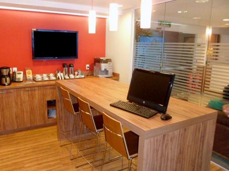 Regus - Vitoria, Work Center - 20th floor