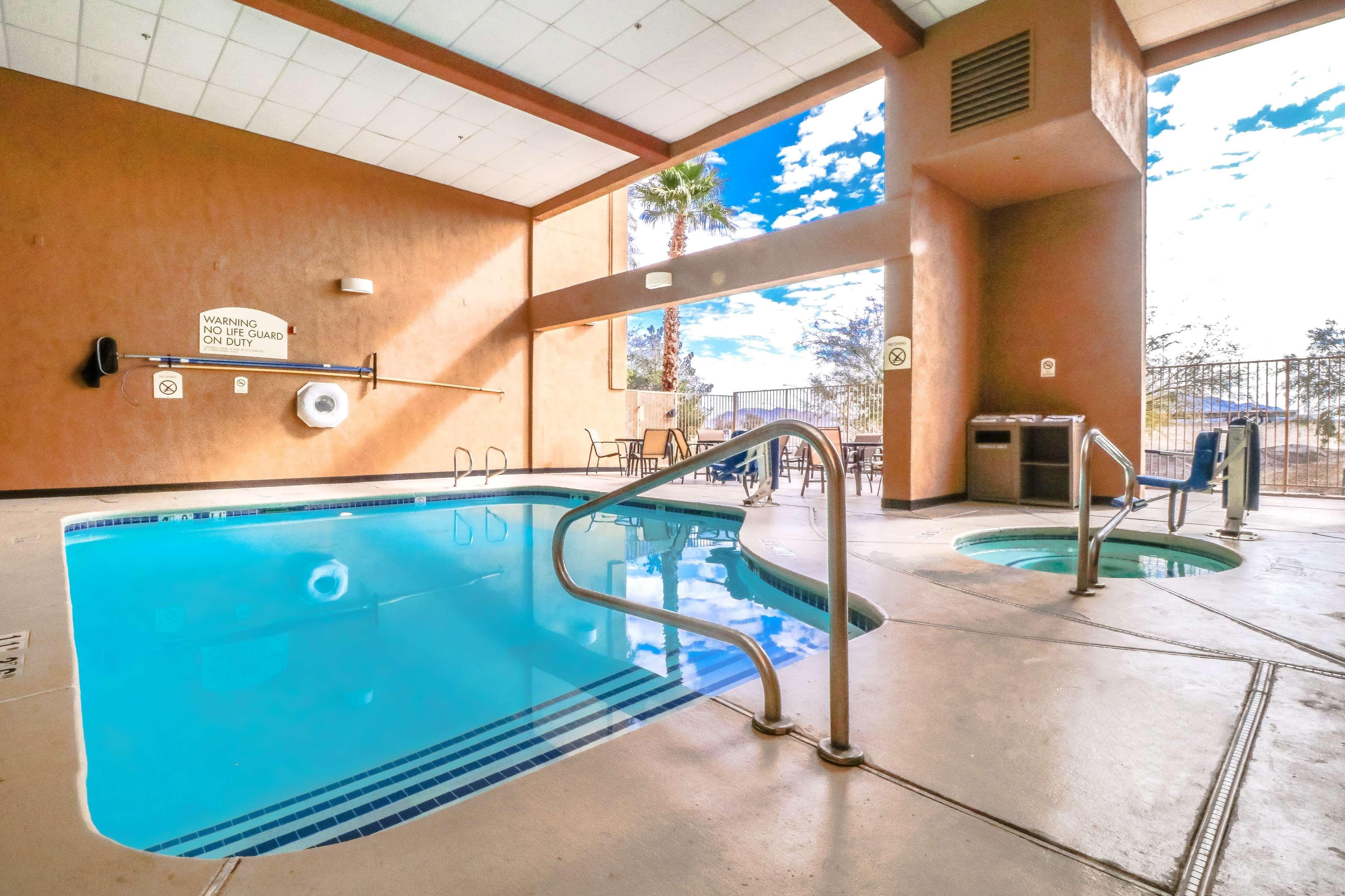 Best Western Plus North Las Vegas Inn & Suites image 36