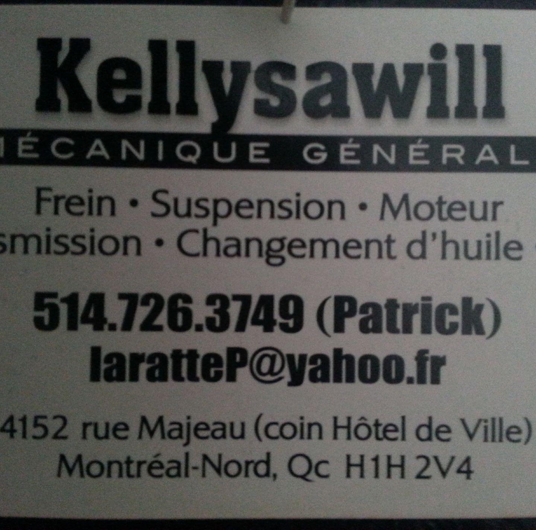 Garage Kellysawill