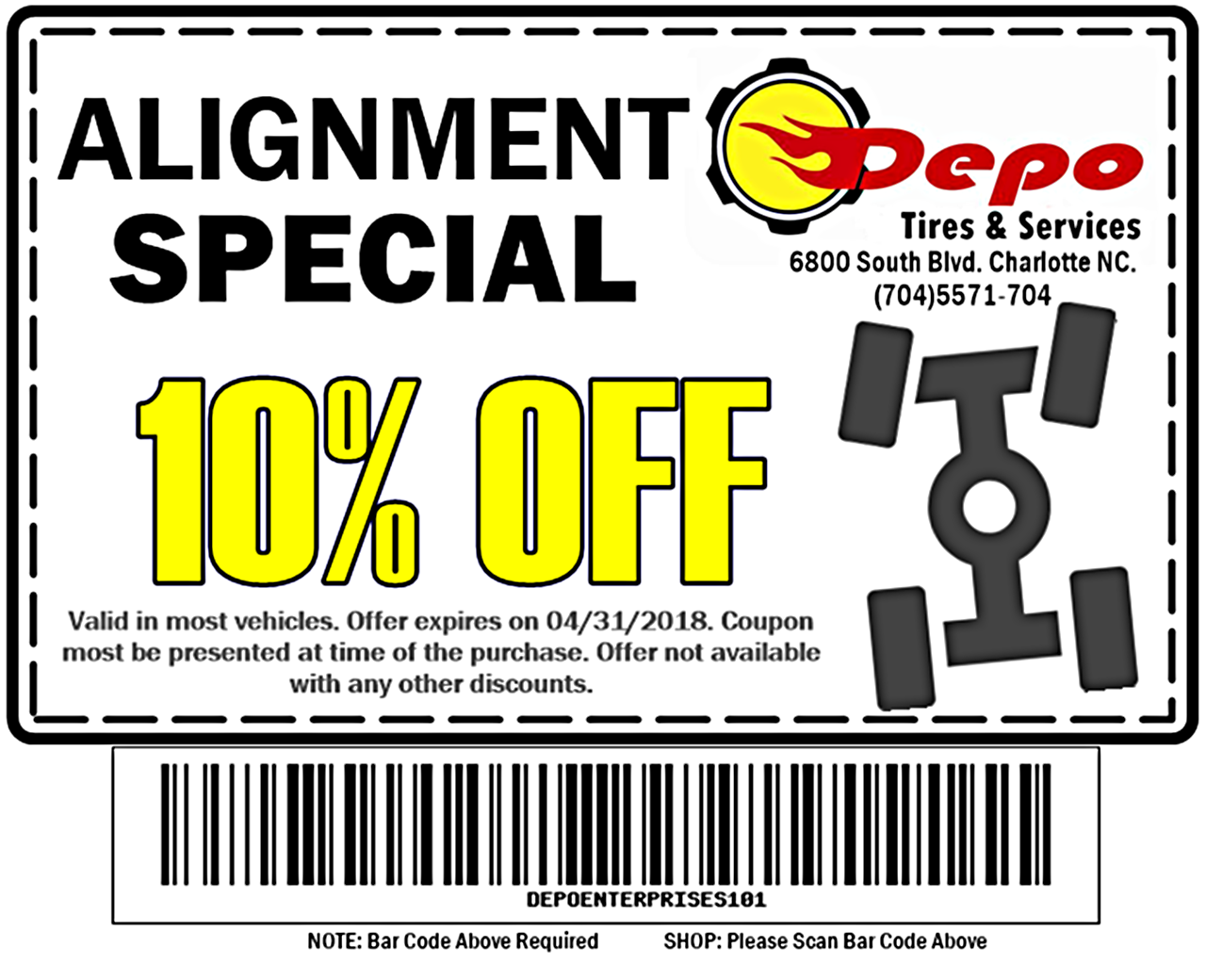 Depo Tires and Services image 2