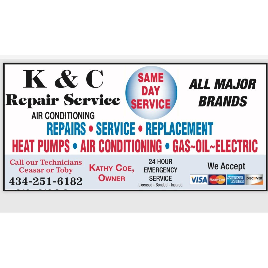 KC Plumbing Heating and A/C