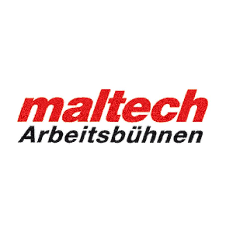 Logo von maltech Arbeitsbühnen GmbH
