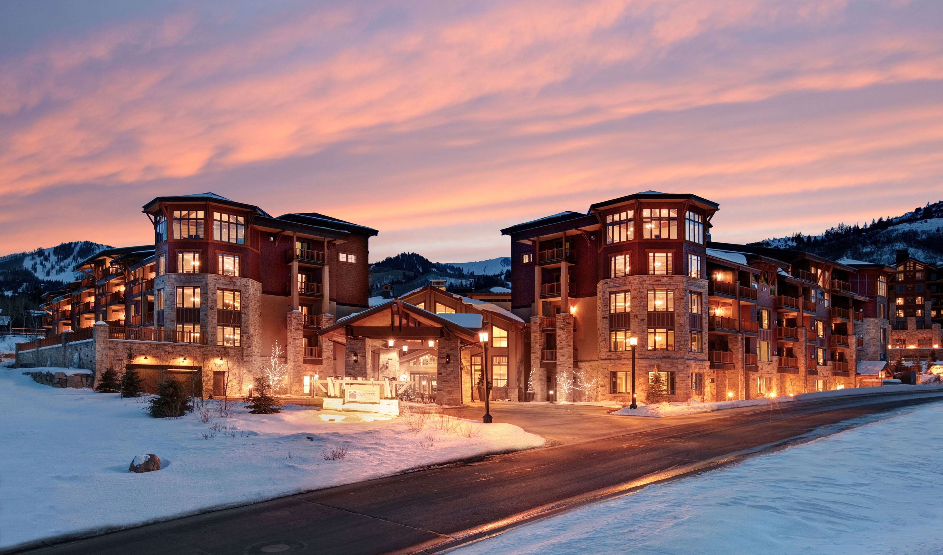 Sunrise Lodge by Hilton Grand Vacations image 1