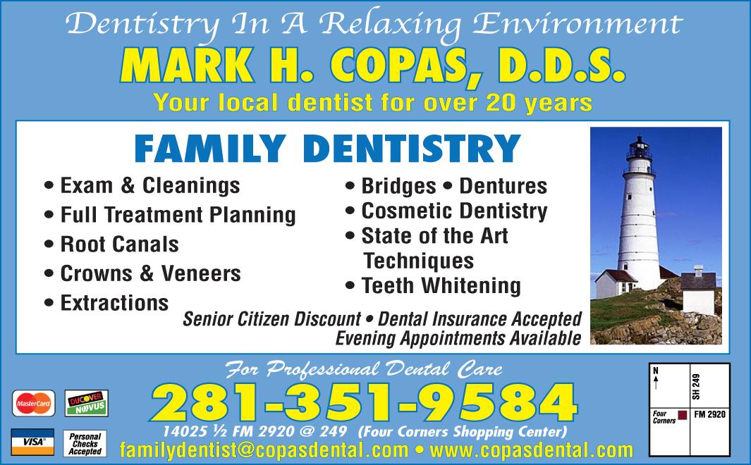 Mark H. Copas DDS Family Dentistry image 0