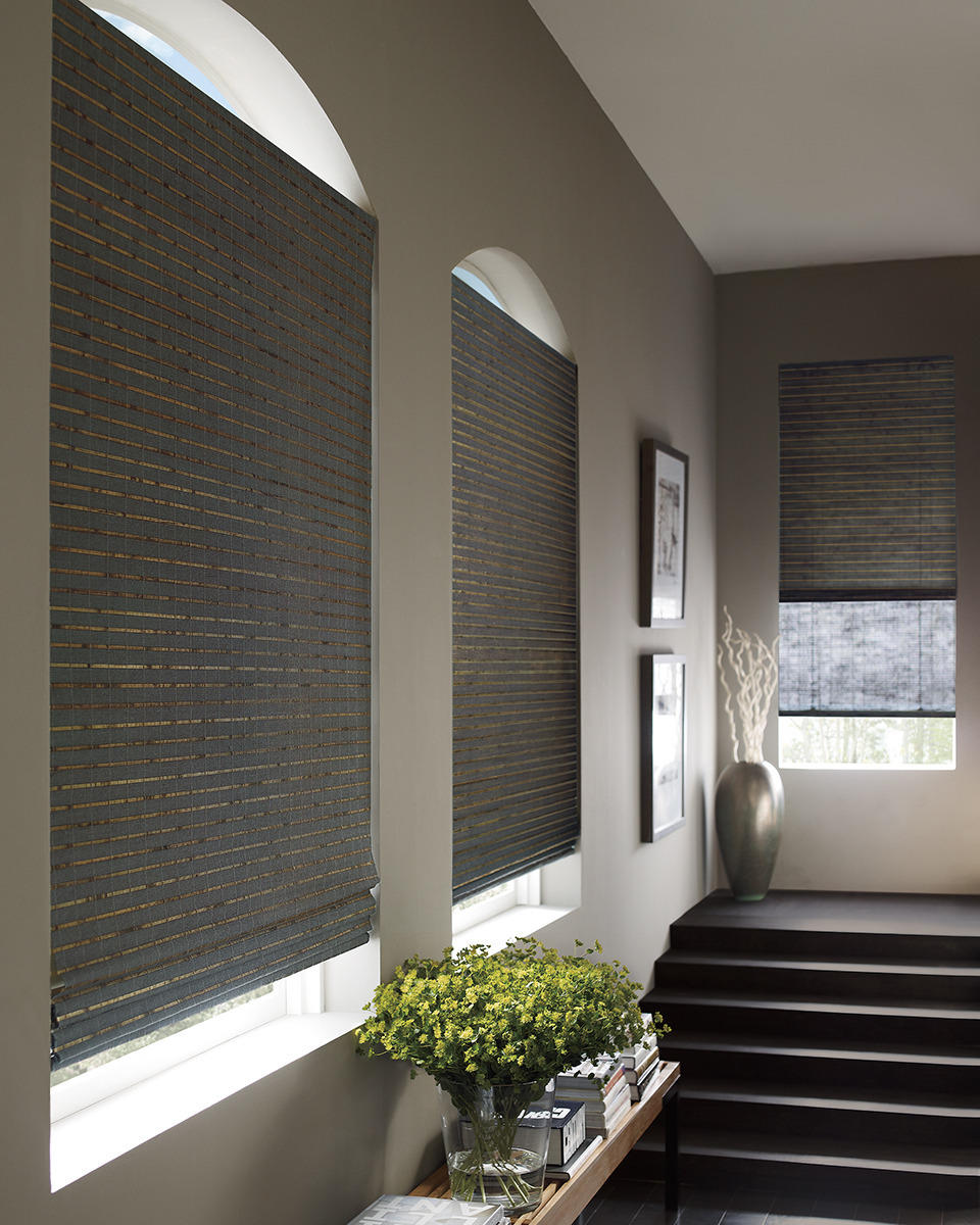 Inspiring Simple Wood BlindsBamboo Roll Up Shades Wooden Blinds Made To Measure With Free