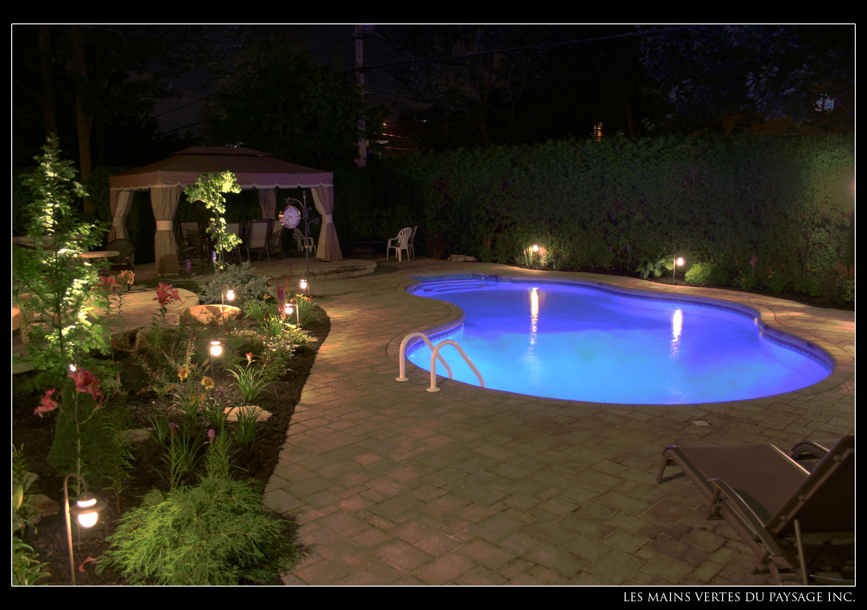 Concept piscine design enr qu bec qc ourbis for Design piscine