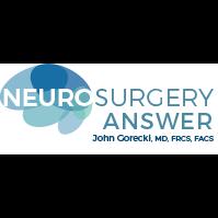 John Gorecki, MD - Neurosurgery Answer
