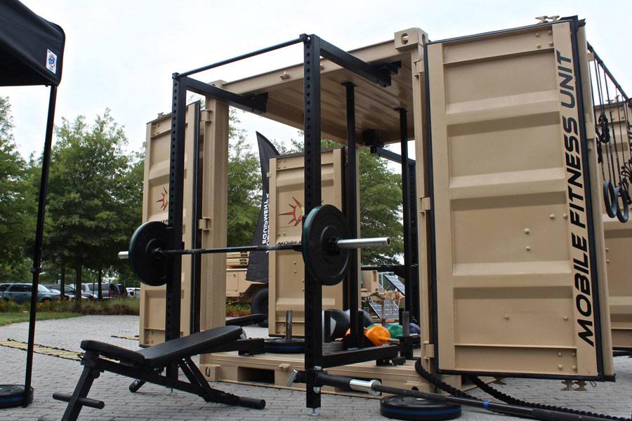 Mobile Fitness Equipment image 6