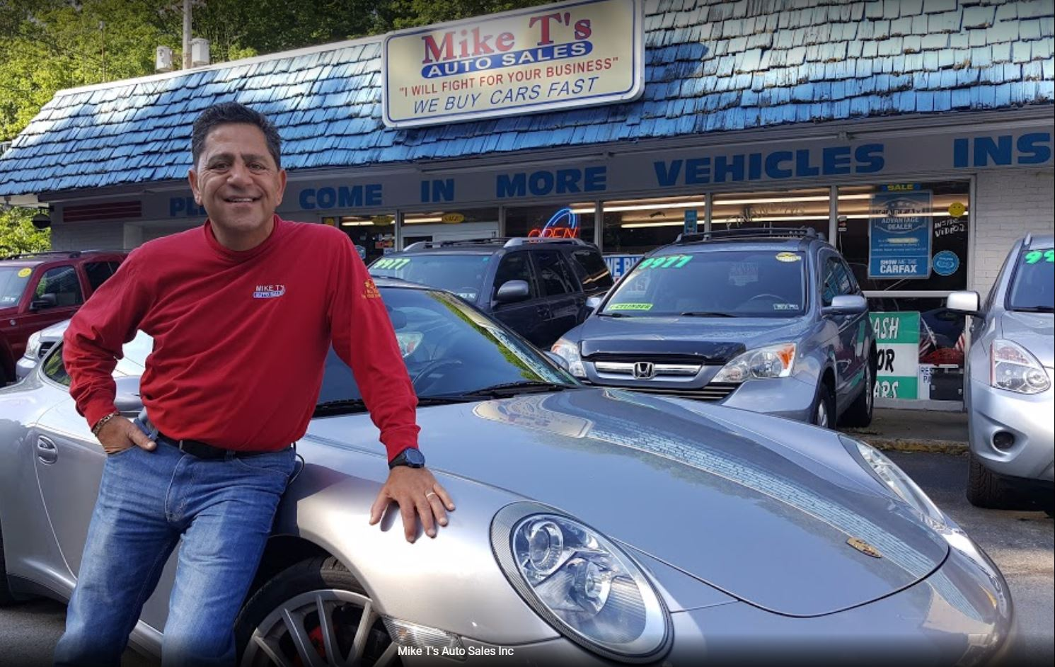 Mike T S Auto Sales Used Cars Pittsburgh Pa Used