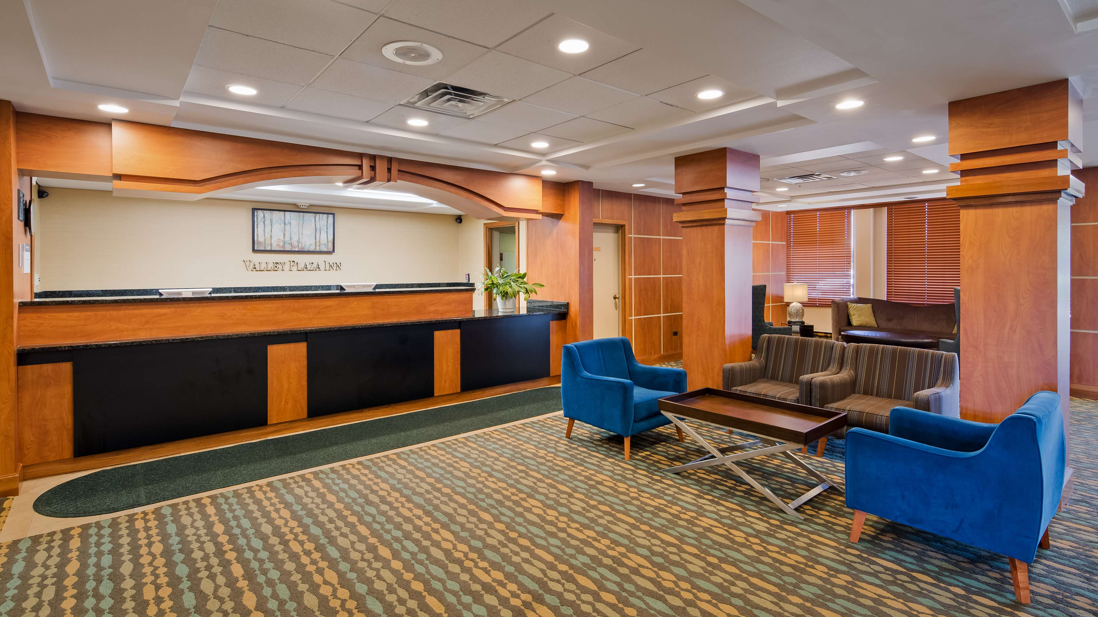 Best Western Valley Plaza Inn image 4