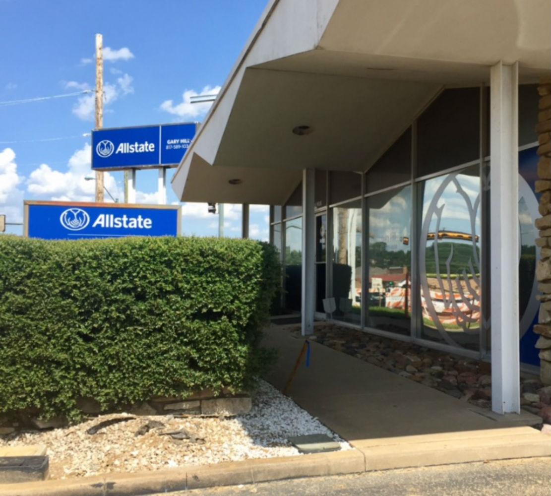 Gary Hill: Allstate Insurance
