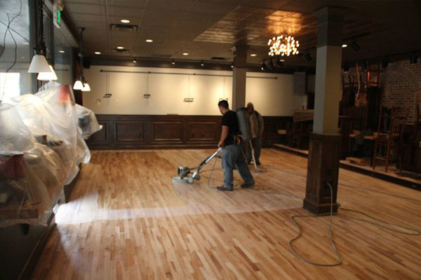 Floor Craft Sanding image 1