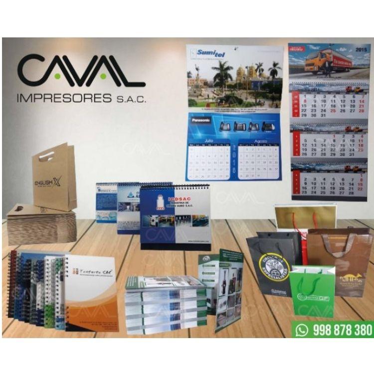 CAVAL IMPRESORES S.A.C.