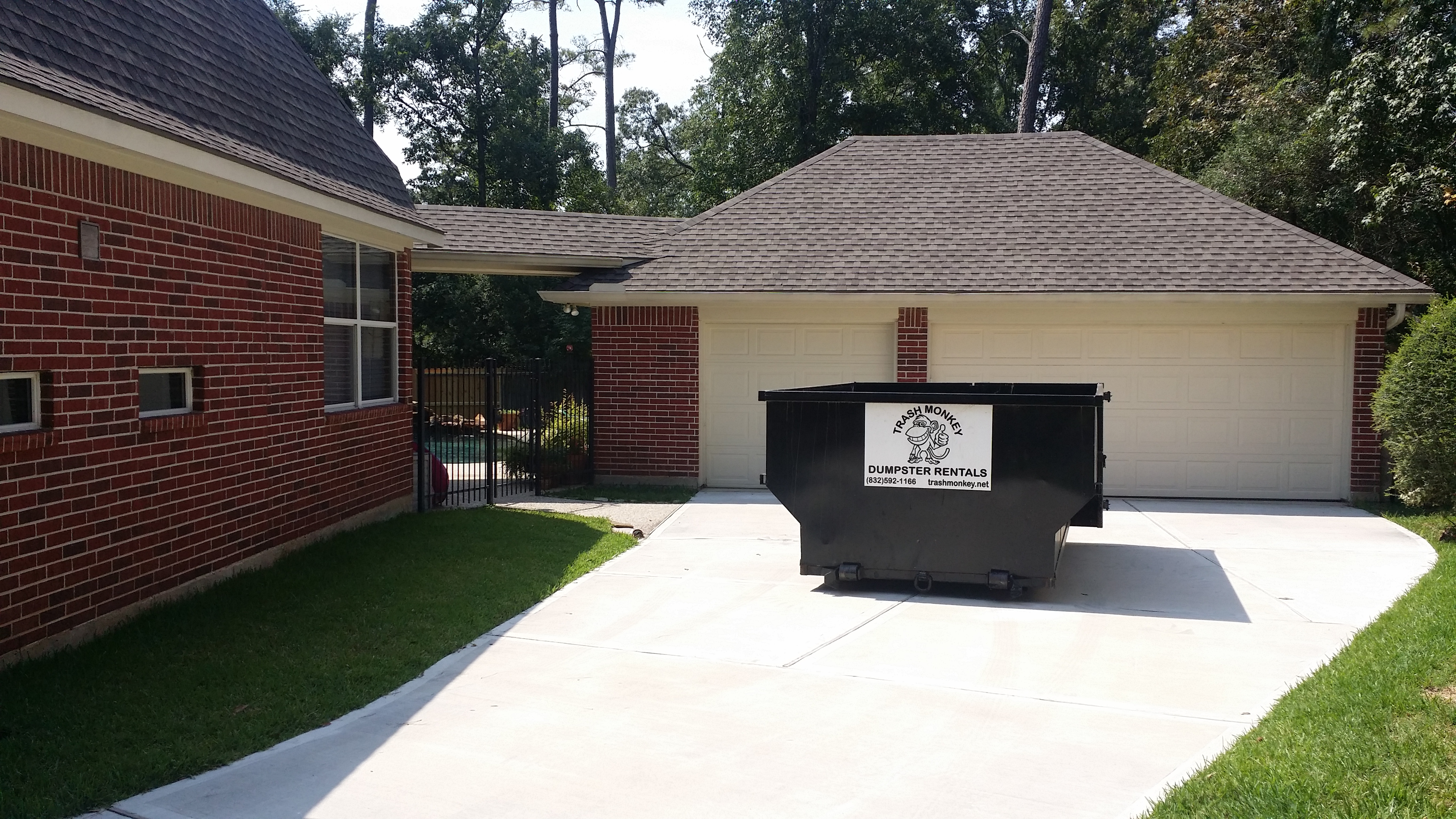 Garbage Removal The Woodlands Tx Garbage Disposal Waste