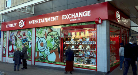 Cex In Keighley West Yorkshire Mobile Phone Shops Uk