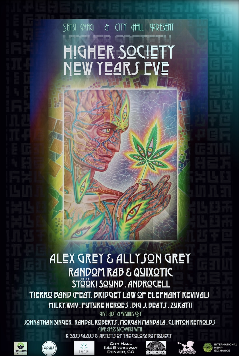 New Year's Eve - Denver's premiere event space for concerts, shows, expos, weddings and corporate events. Multi-room venue including an amphitheater with a retractable roof | The Official Nightlife He