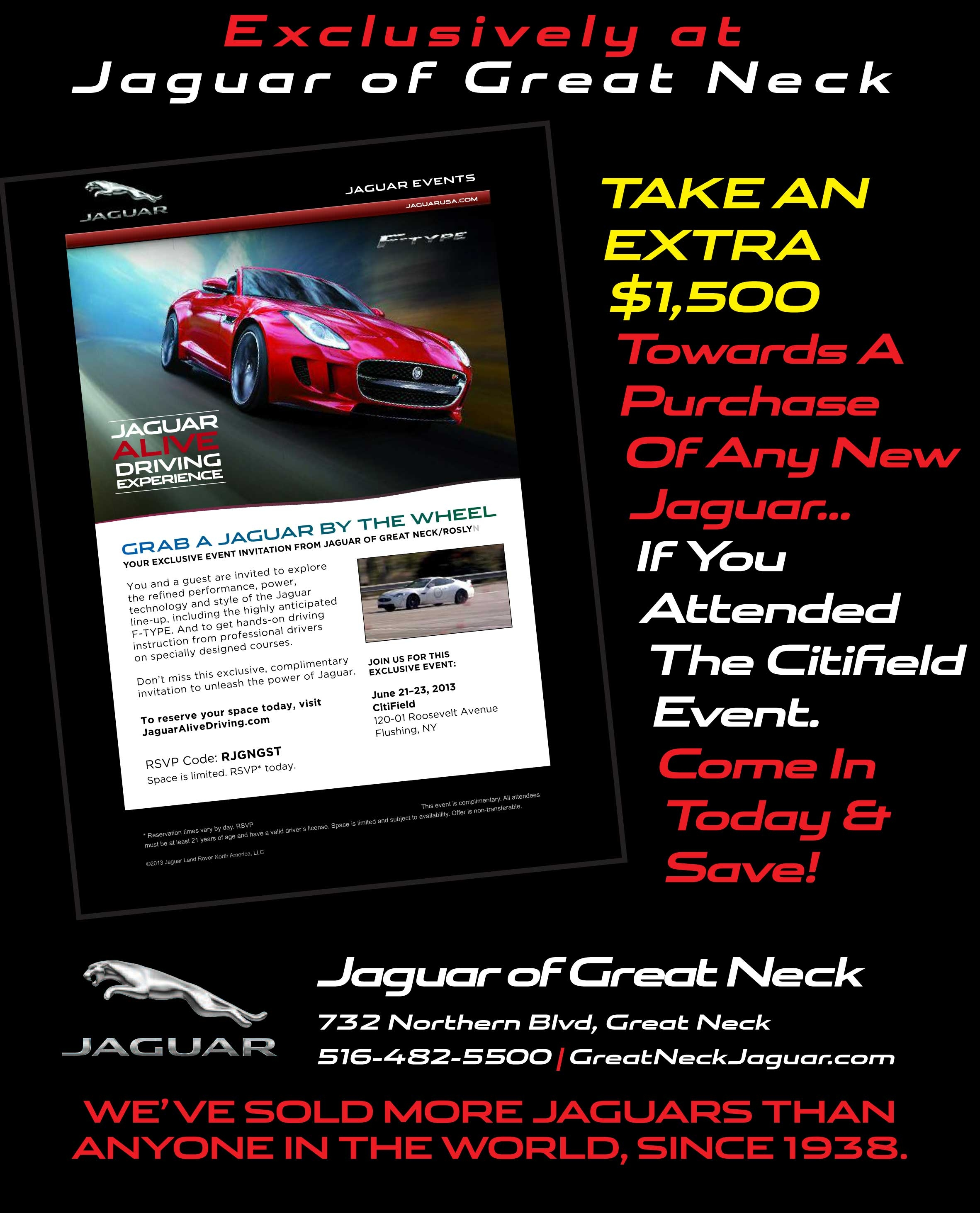 Marvelous Jaguar Great Neck 732 Northern Blvd Great Neck, NY Car Service   MapQuest