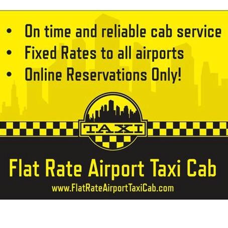 Flat Rate Airport Taxi Cab