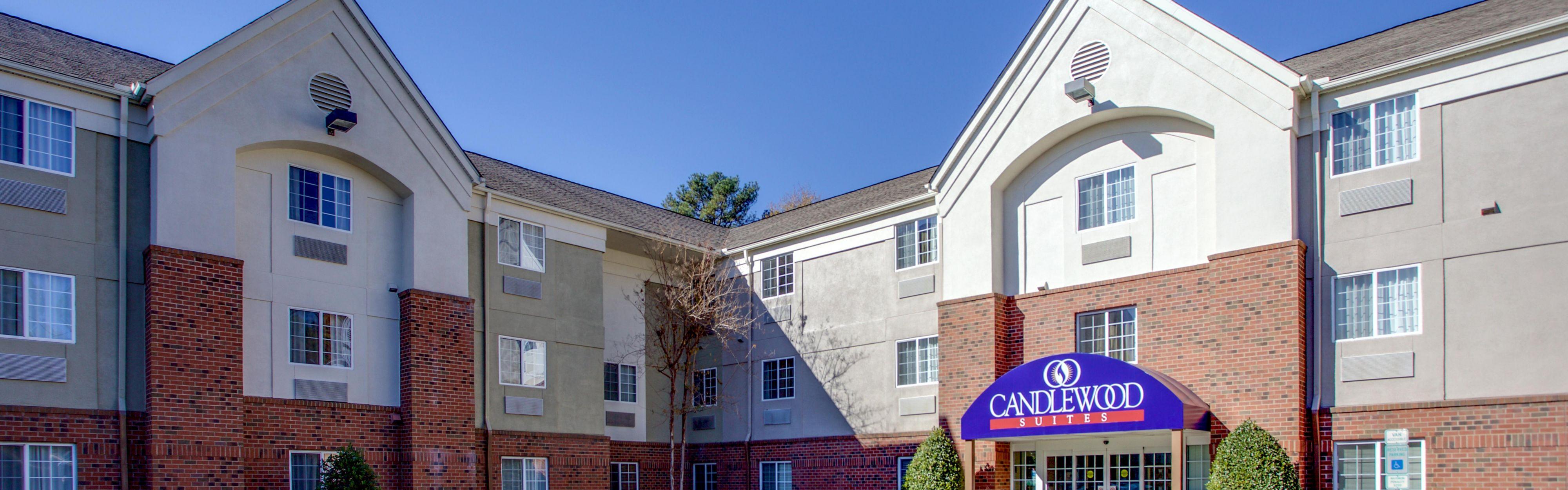 Candlewood Suites Raleigh Crabtree image 0